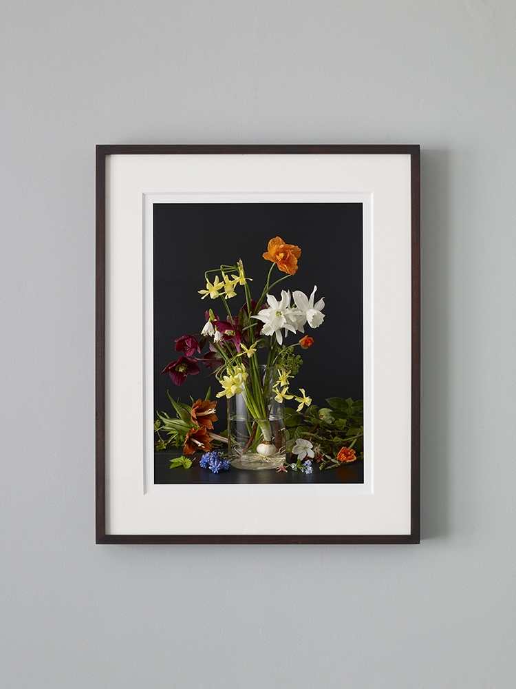 "13"" x 19"" Giclée Print in Mount and Frame"