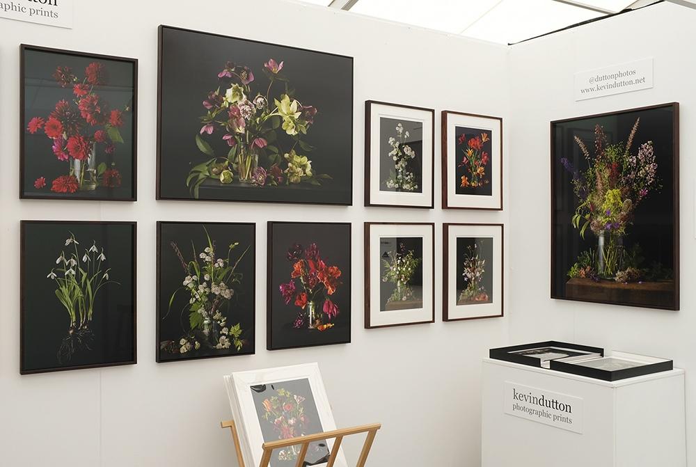 Hampton Court Flower Show Stand